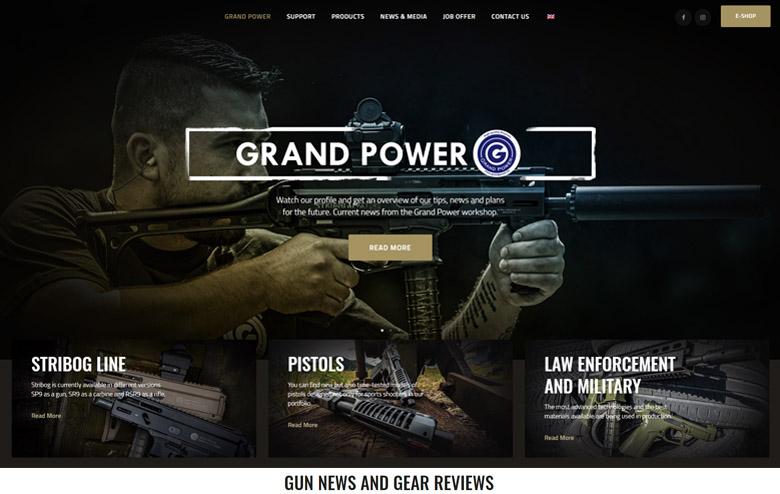 referencia GRAND POWER